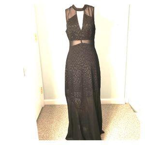 BCBGeneration Cheetah Jacquard Dress Size 2 and 4